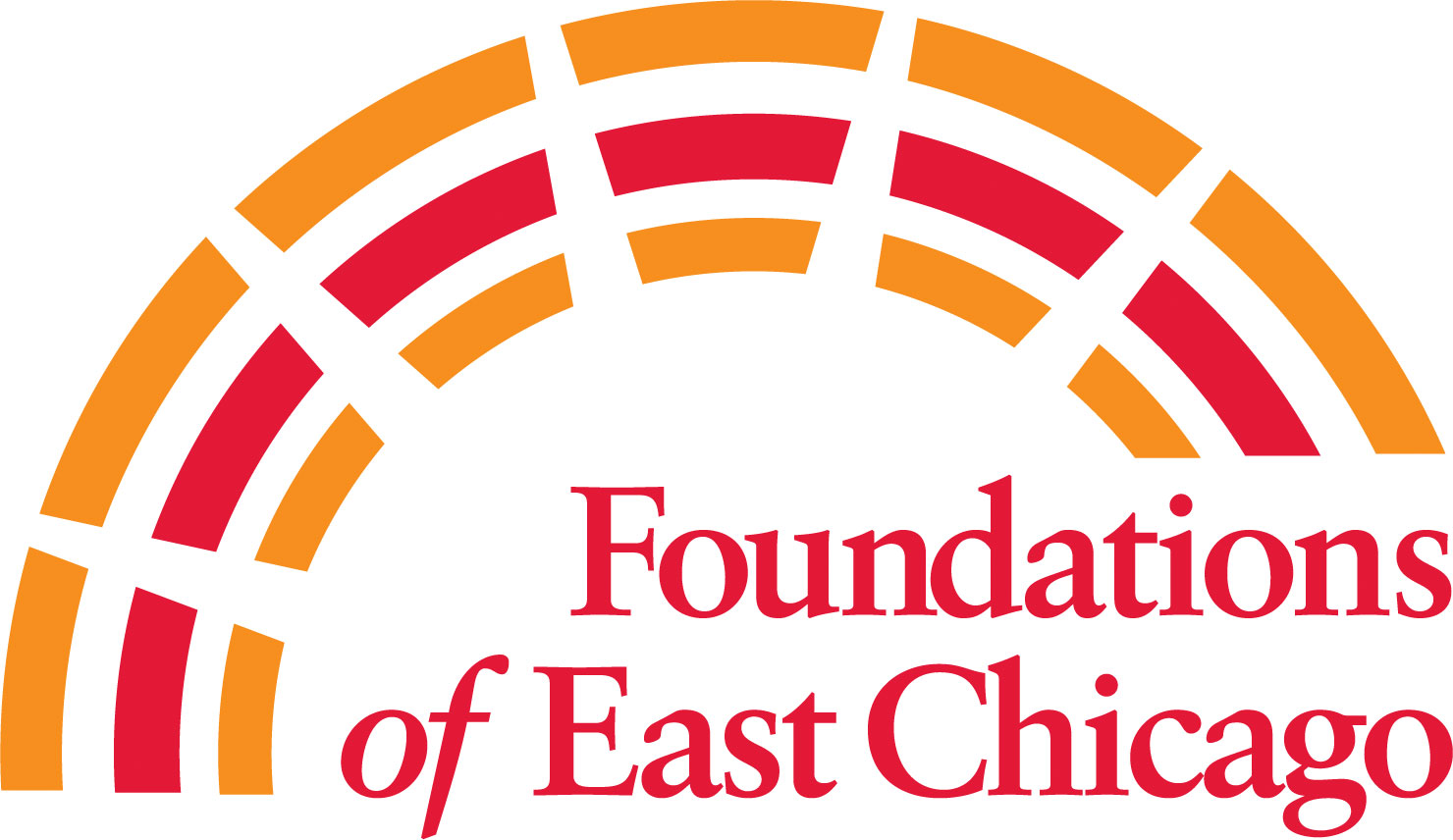 Foundations of East Chicago Mobile Logo