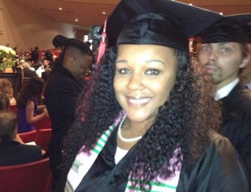 FEC Scholarship Reminds Recipient that Someone back home Believed in her Dreams