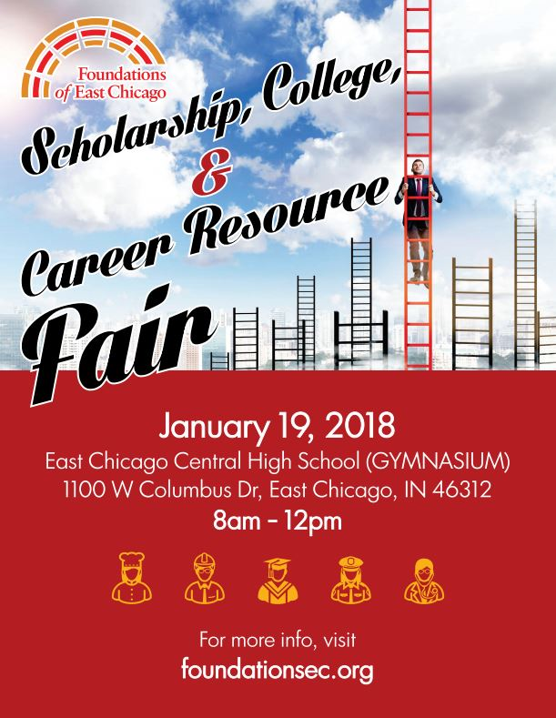FEC Scholarship, College, & Career Resource Fair.