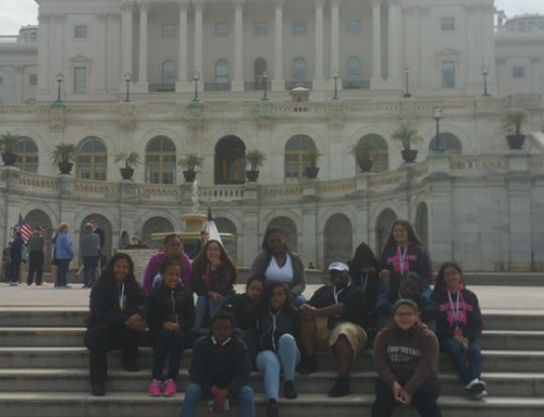 FEC Donation Helps Send East Chicago Students to Washington D.C.