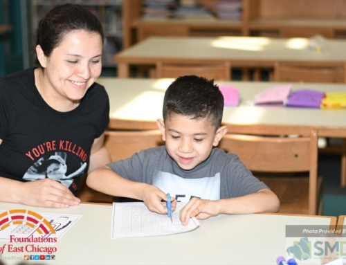 Ready to Soar Prepares East Chicago Students for Kindergarten