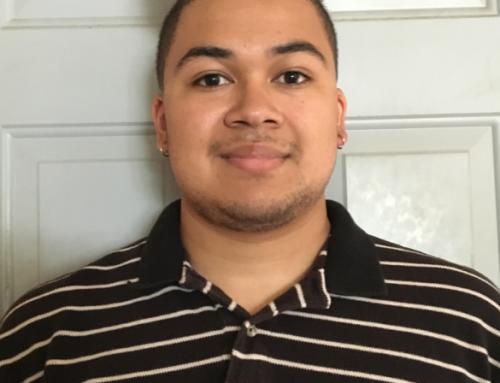 FEC Scholarship Recipient is Proud to Represent East Chicago