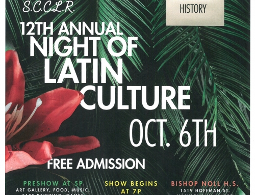 12th Annual Night Of Latin Culture | October 6th 2018