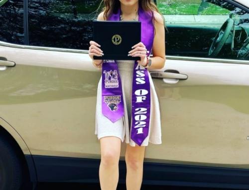 Scholarship Spotlight: Alexis Ford
